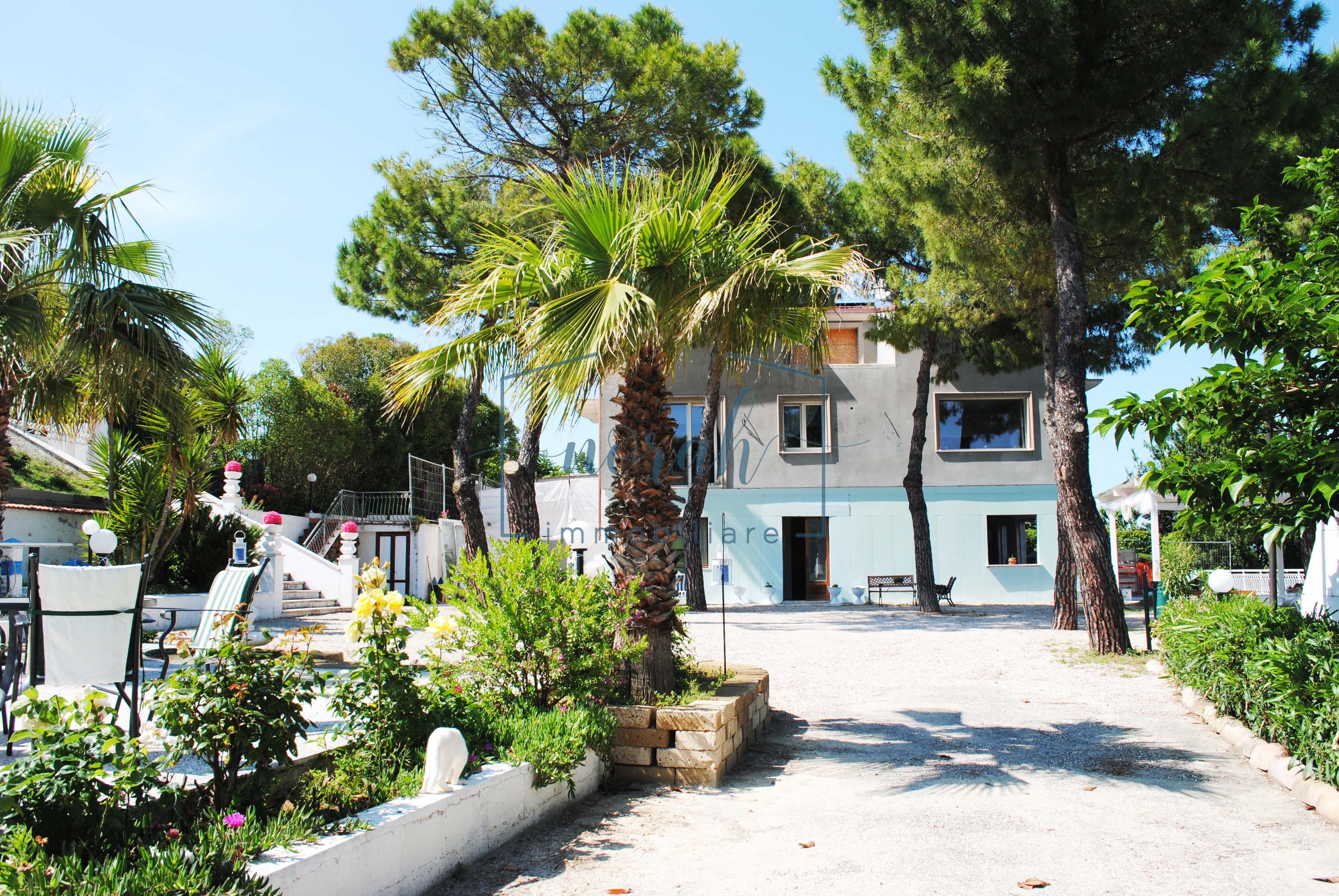 Villa Indipendente In Vendita– Fermo/Capodarco – Codice NV2