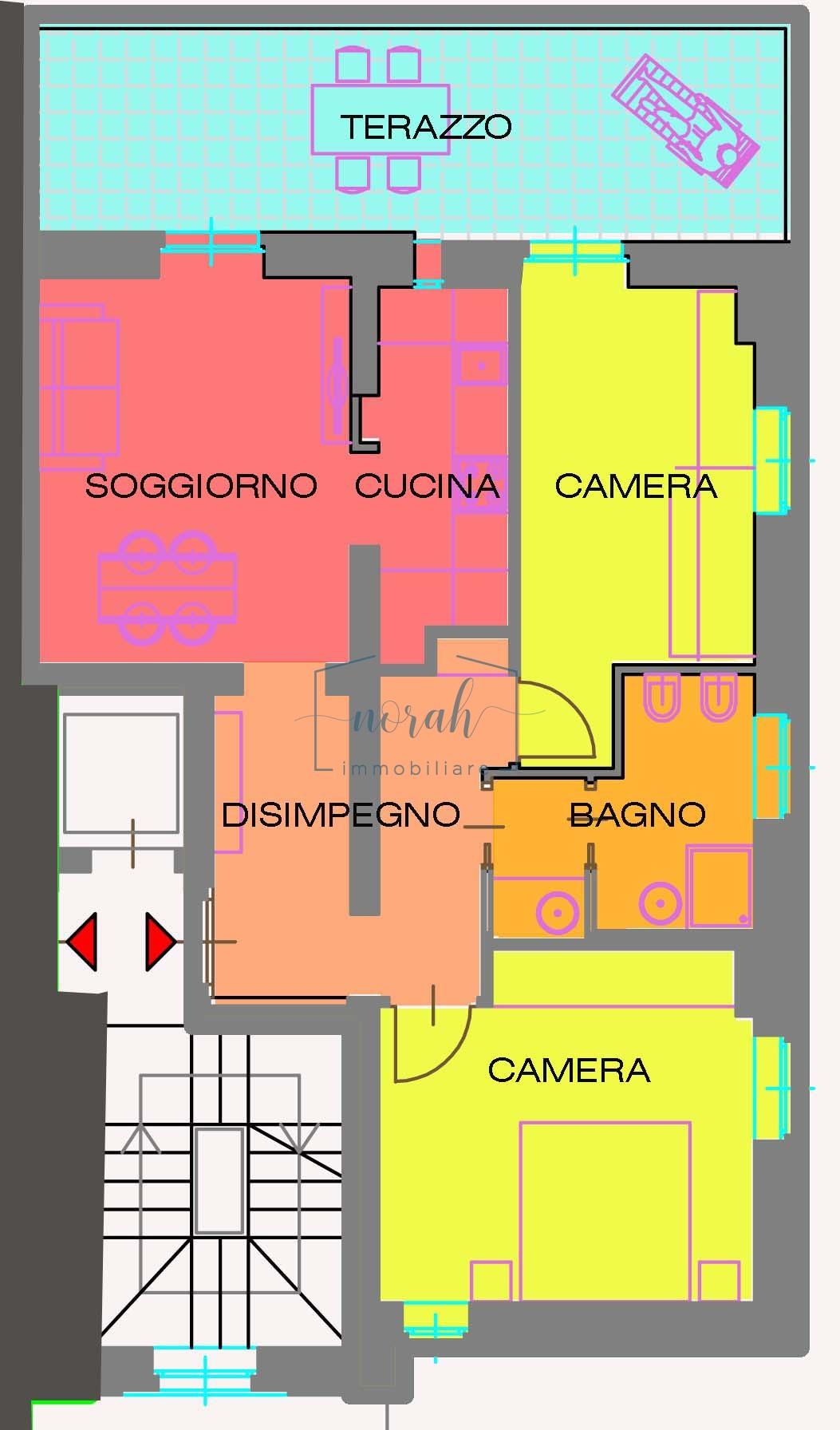 Appartamento In Vendita– Porto San Giorgio – Codice NPV9