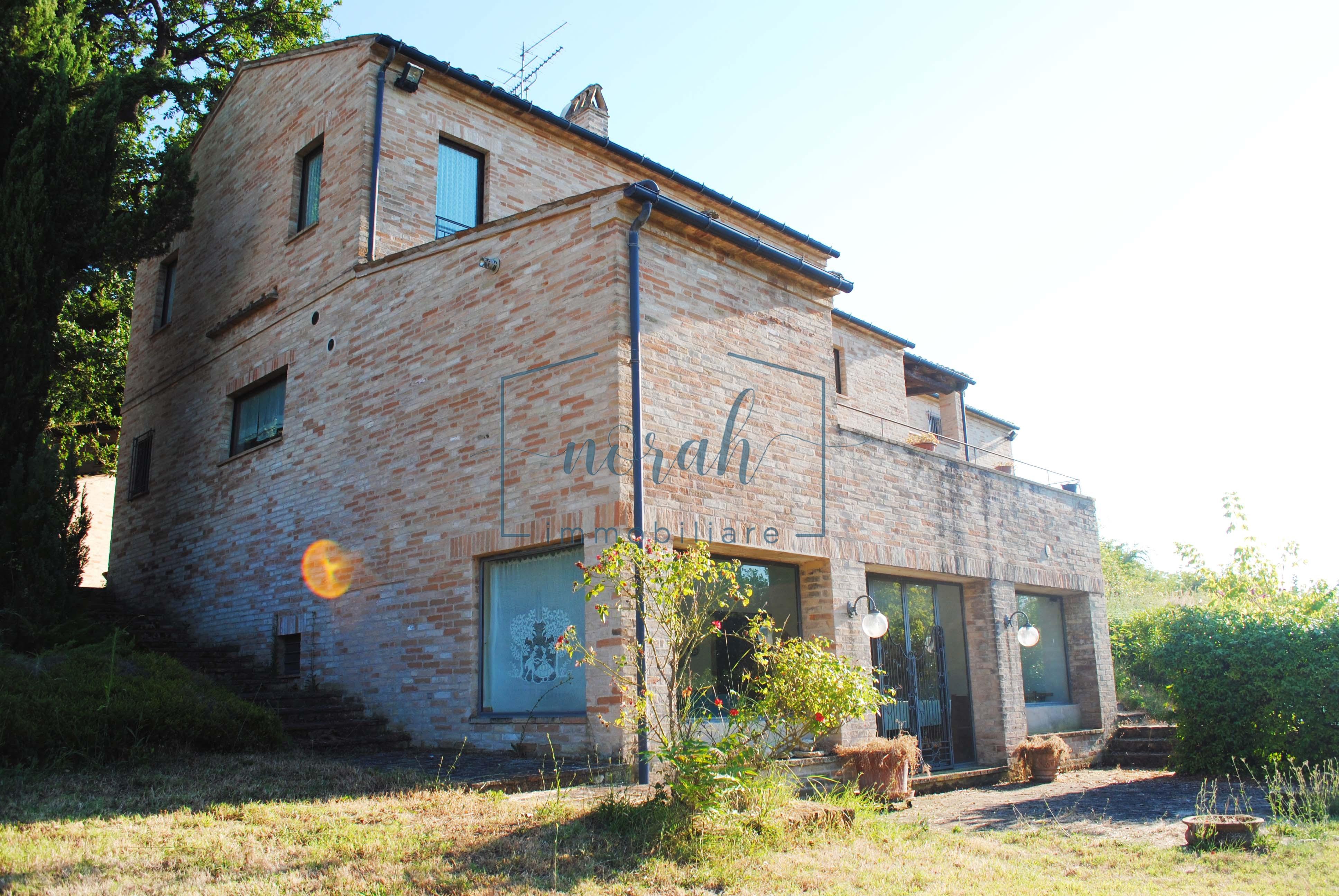 Villa indipendente in vendita– Grottazzolina – Codice NV3