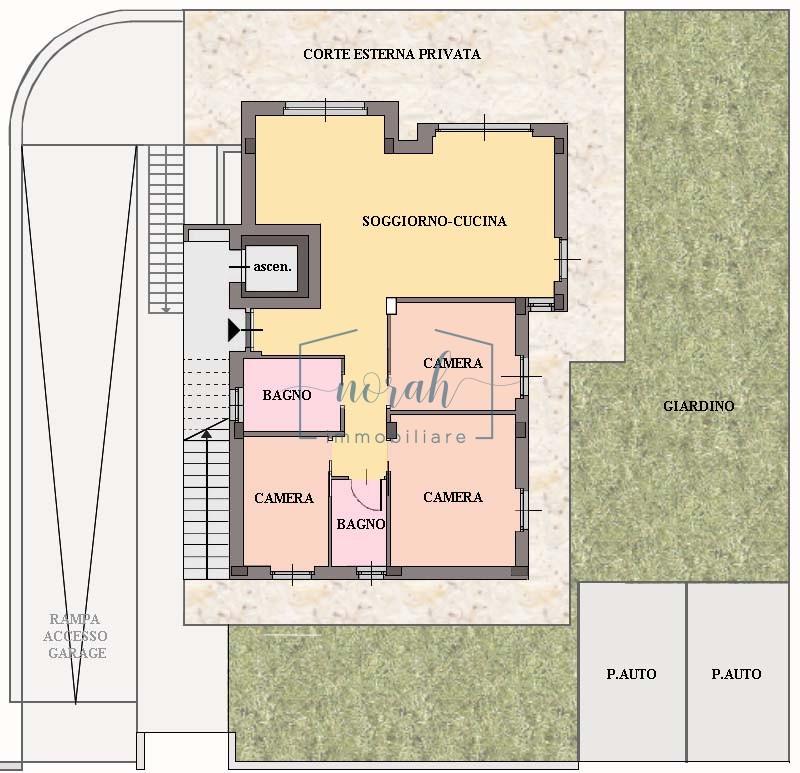 Appartamento in vendita – Porto San Giorgio – Codice NPV15