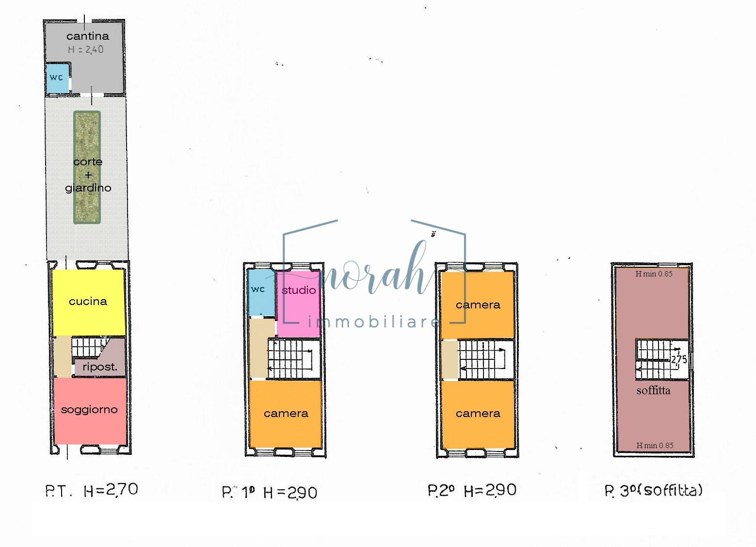 Casa Singola In Vendita– Porto San Giorgio – Codice NPSGC2