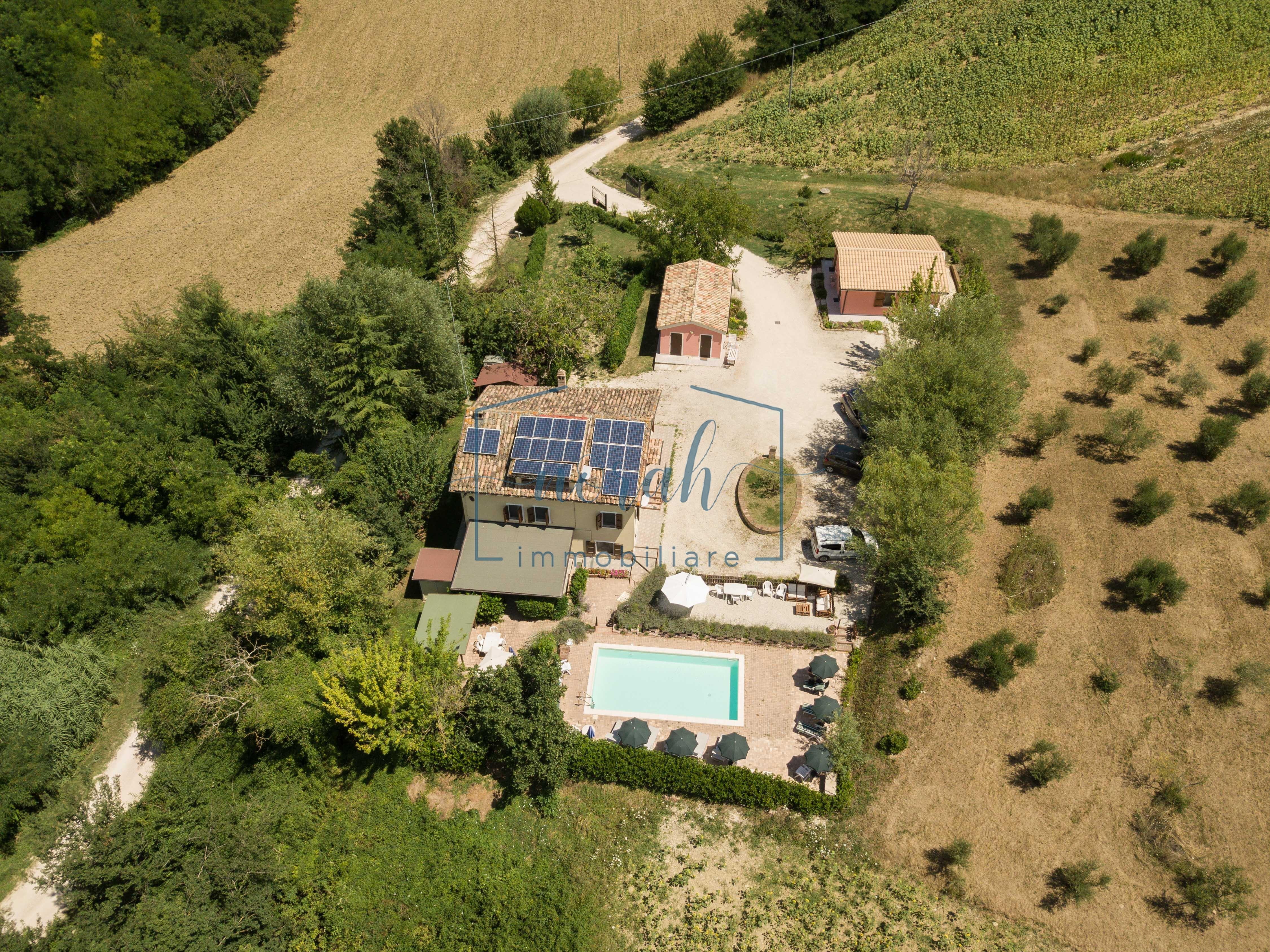 Villa Quiet in Vendita– Macerata– Codice NV7