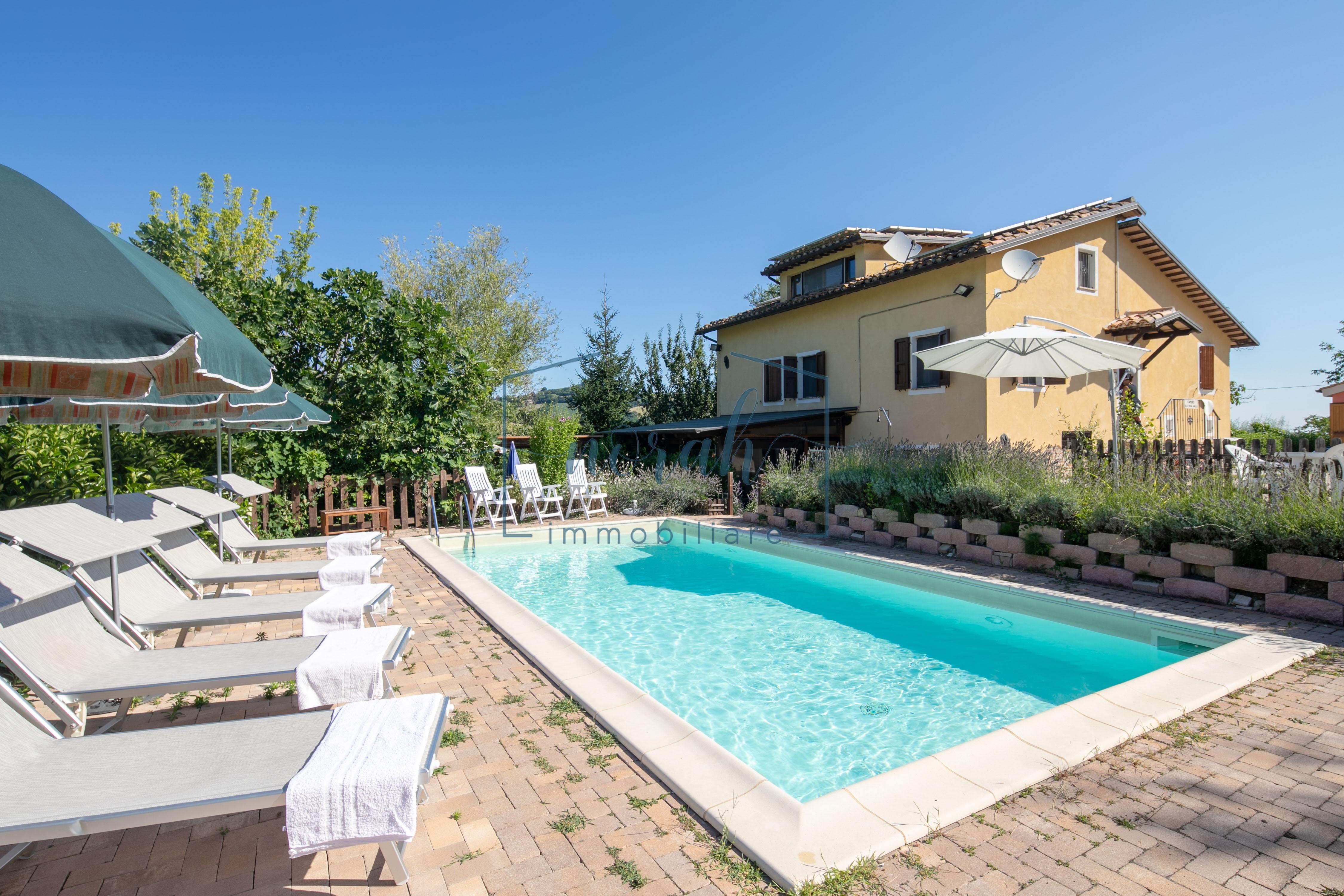 Villa in Vendita– Macerata– Codice NV7