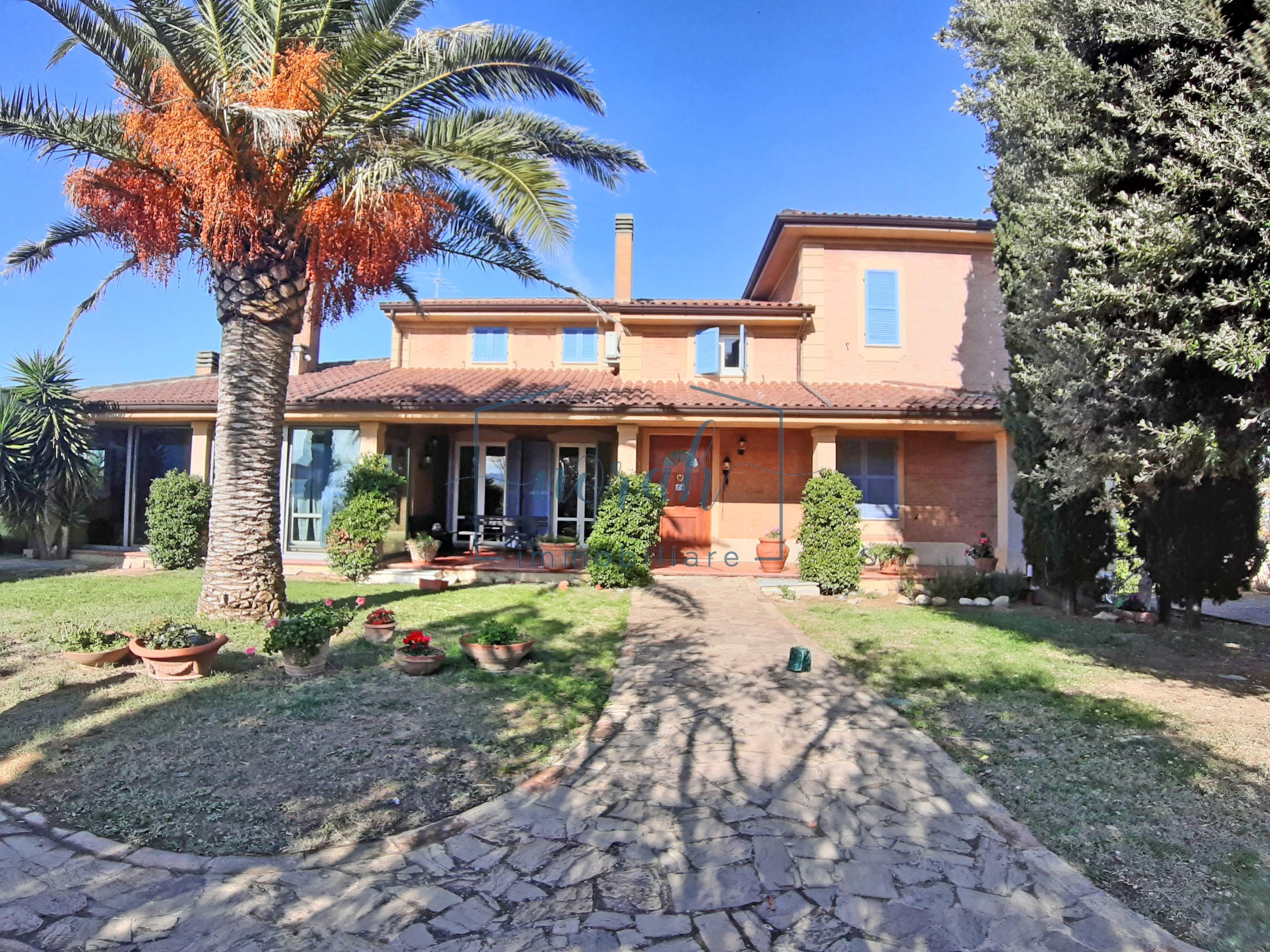 Villa Hill in vendita – Montegranaro – Codice NV8