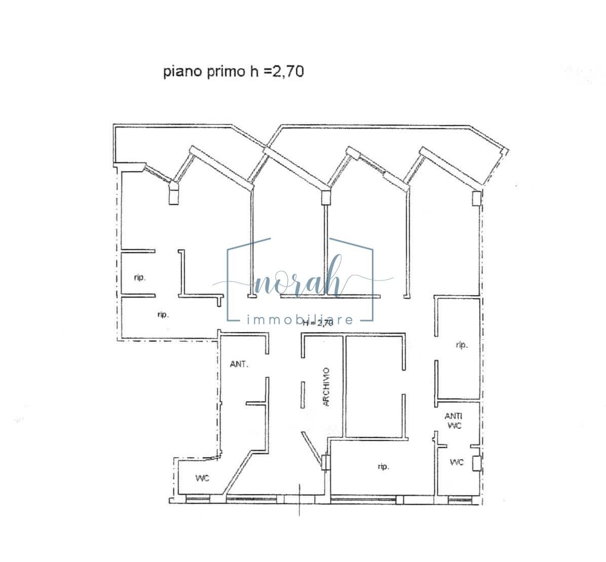 Appartamento In Vendita – PORTO SAN GIORGIO– Codice NPV29