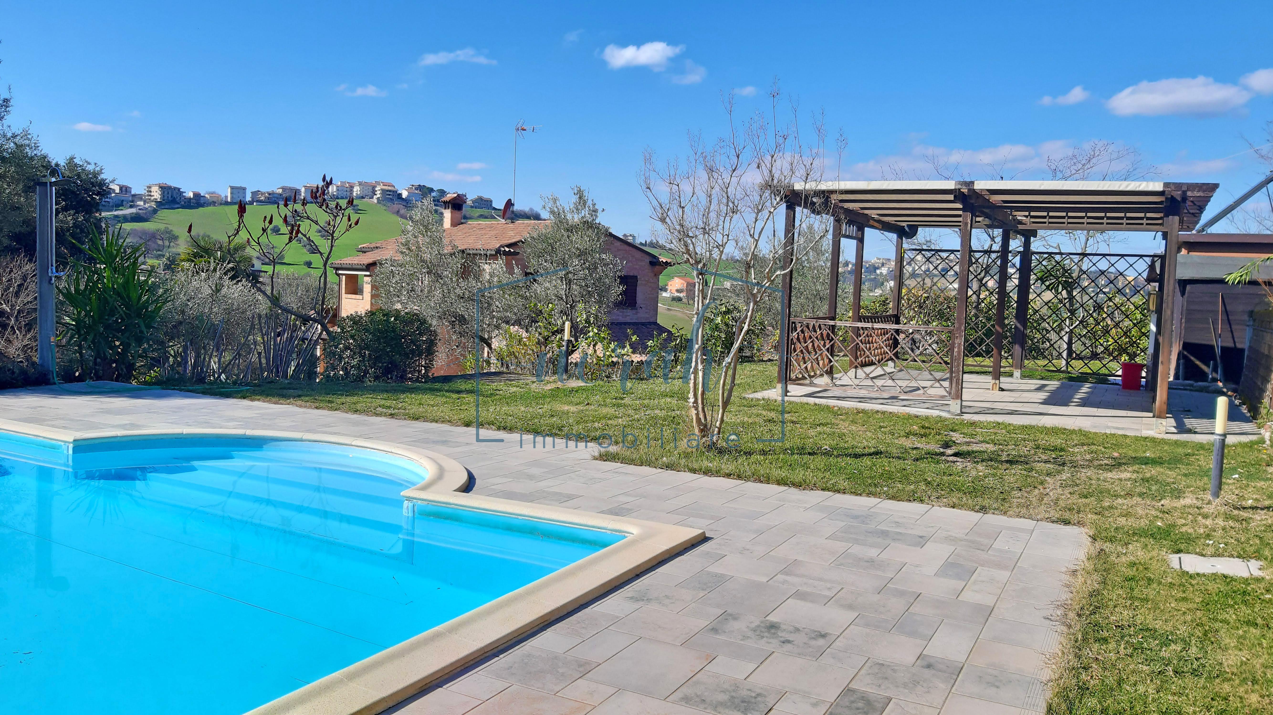 Villa Joy in vendita– Montegranaro–Codice NV10